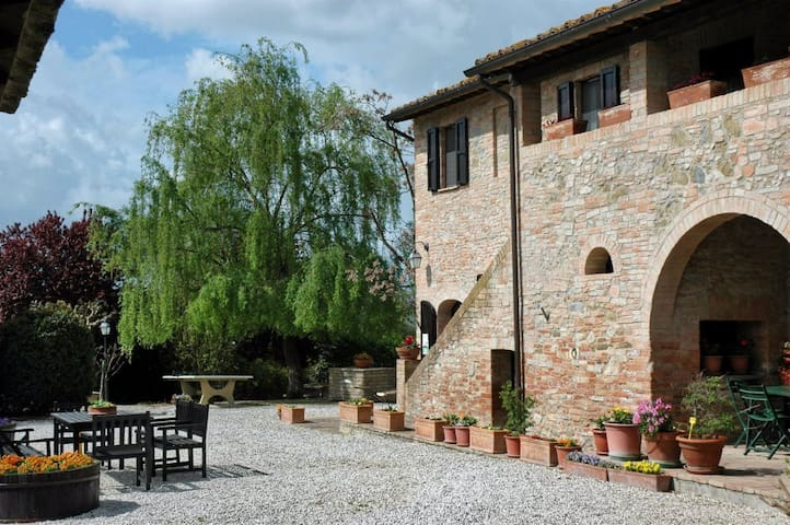 Antica Fattoria del Colle - Deruta - Apartment