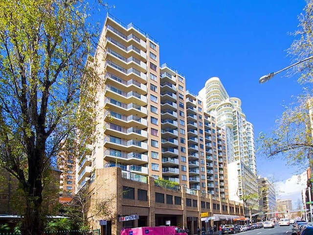 Your own private space in the heart of Sydney