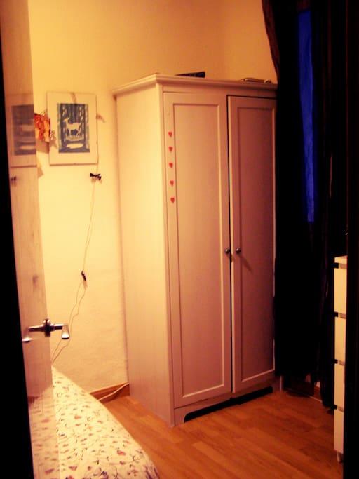 Habitación/ Bedroom