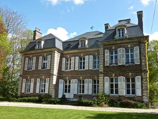 Chateau en Baie de Somme Picardie - Rue