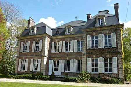 Chateau en Baie de Somme Picardie - Rue - Castell
