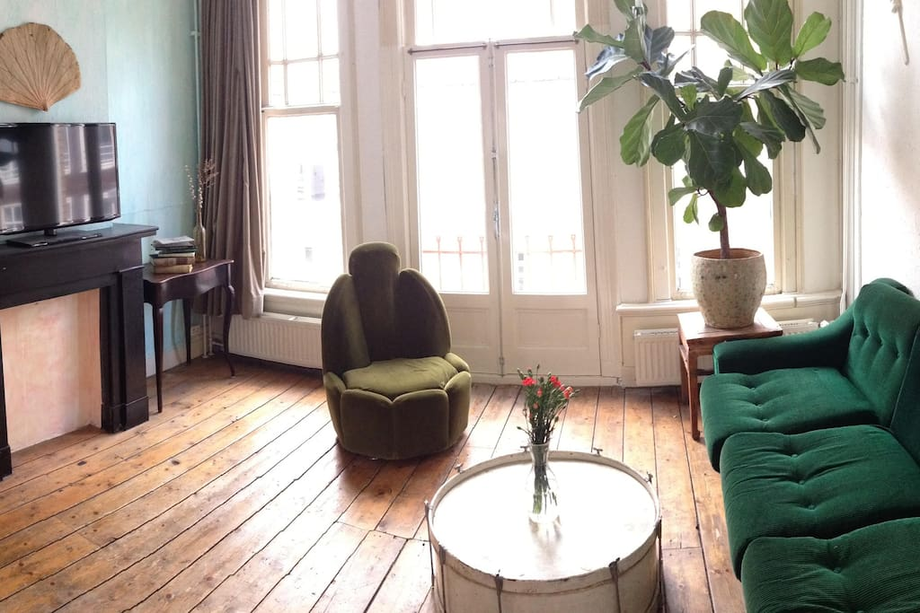 The sitting room!