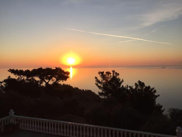 Traumhafter Blick aufs Meer - Limenas Thasou - Appartement
