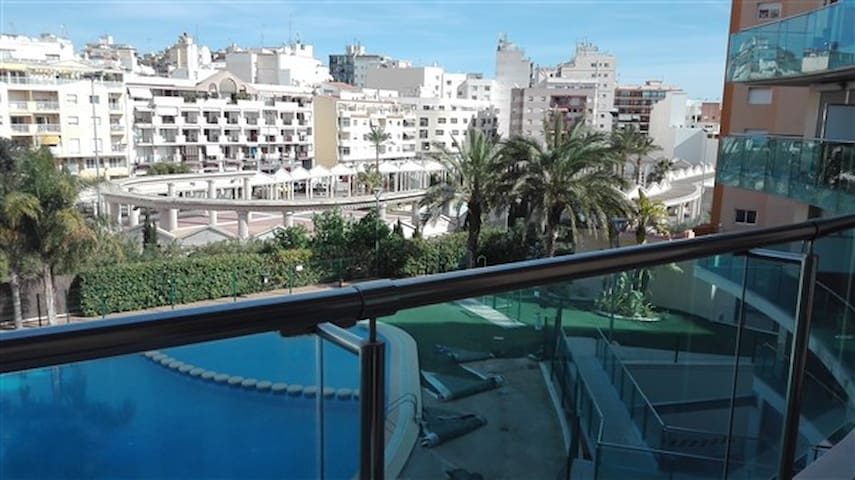 Apartment in the beach of Calpe - Calp