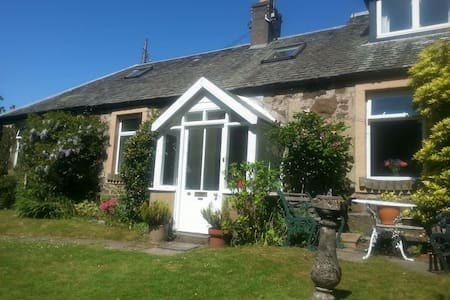 Charming Stone Cottage in Stirling. - Stirling