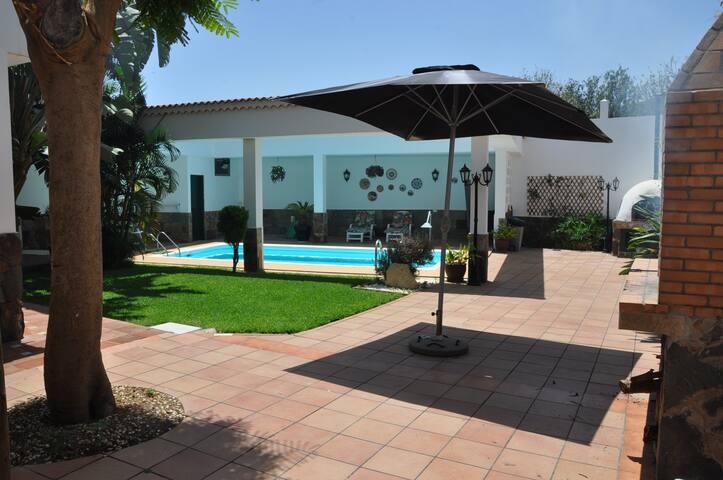 Bonita casa para el relax