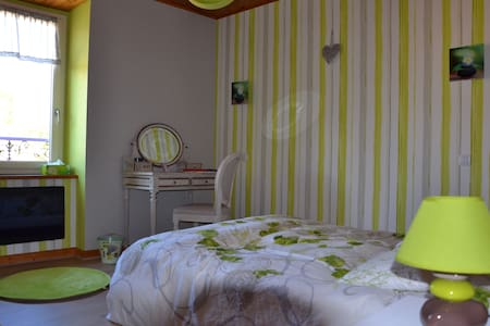 la chambre douce  - Lempdes
