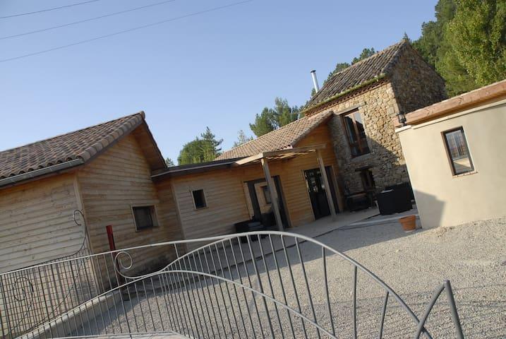 Chambre d'hôtes de Charme à Lodève (34) - Lodève - Bed & Breakfast