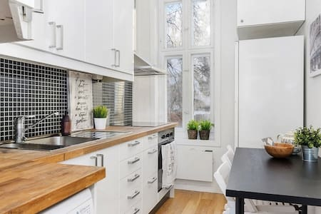 Central and charming 1BR flat! - Oslo