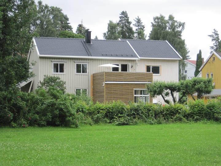 Peaceful, quiet home near Oslo