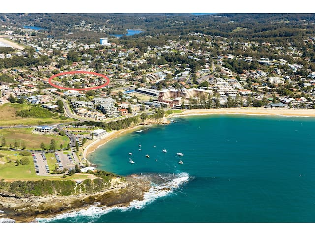 Sea Breeze Studio in Terrigal - Terrigal - Lejlighed