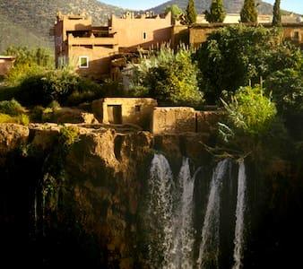 Riad Cascades Ouzoud 2 h Marrakech - Ouzoud
