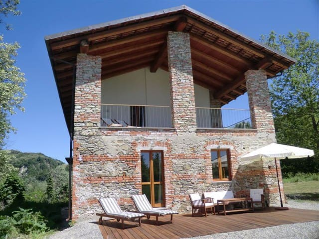 Casa al Tanaro - House with Pool and Terrace - Castellino Tanaro  - Casa