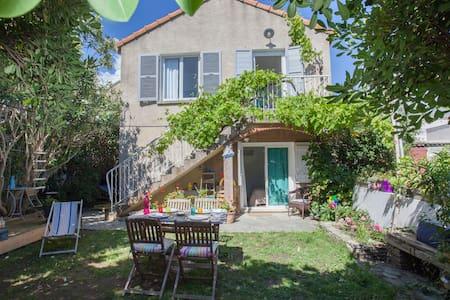 LAST MIN : House by the sea,Corsica - Luri - 独立屋