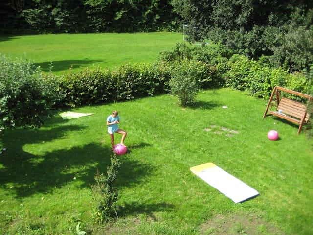 Quiet, private garden