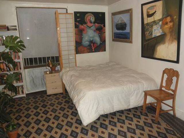 Large, nice, cheap, private room    - นิวยอร์ก - อพาร์ทเมนท์
