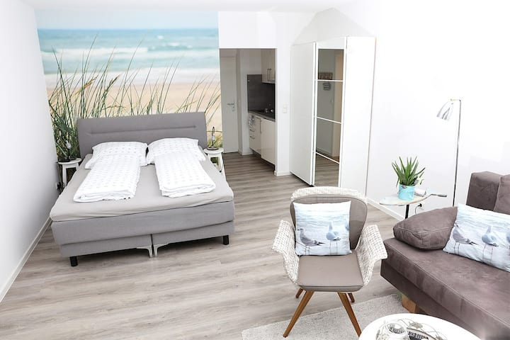 """Strandbude Fehmarn"" 1Z-Apartment am Südstrand"