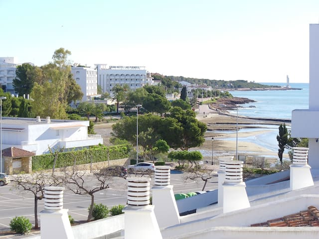 INCREDIBLE VIEW! SHOWS FOR CHILDREN - Alcossebre - Apartamento