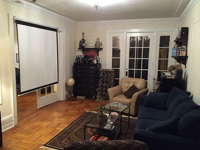 Entire Apt. in Montclair Center - Montclair - Byt