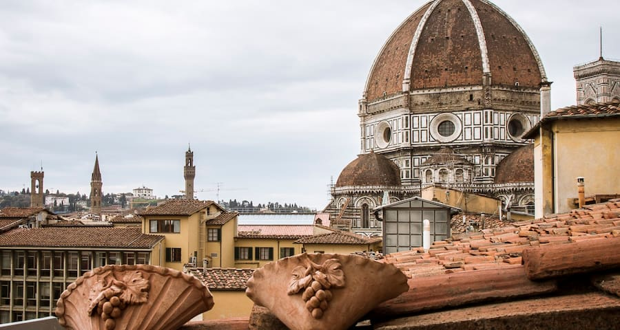 Duomo Penthouse Terrace