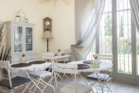 The Shabby style bed and breakfast -  Barberino Val d'Elsa