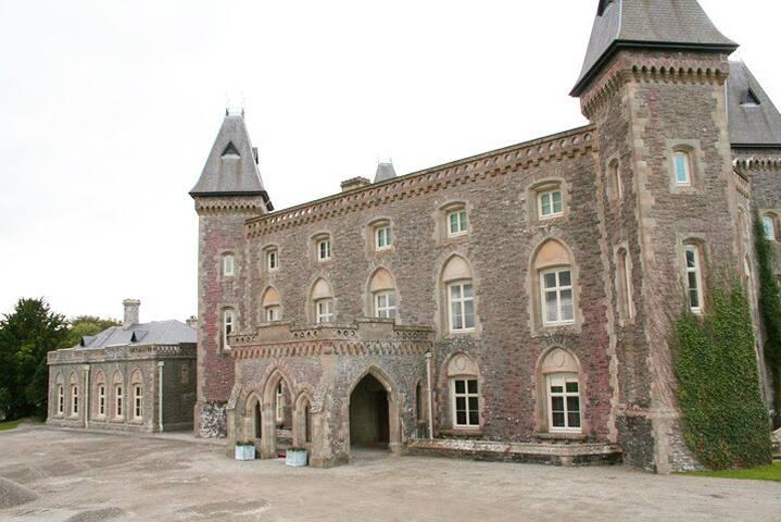 National Trust - Newton House