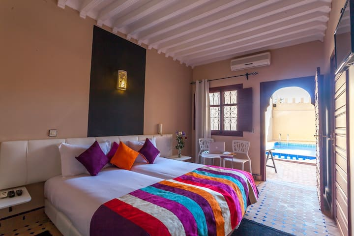EXPERT-BEST Room in Marrakesh - Marraquexe - Bed & Breakfast