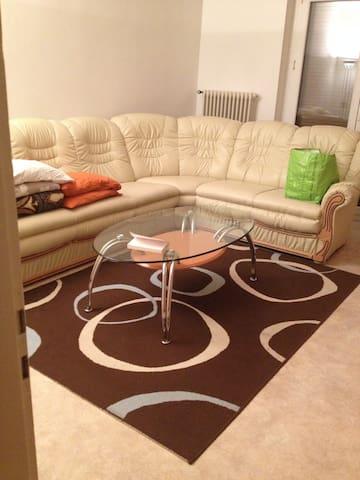 alloggio per brevi o lunghi periodi - Bellinzona - Apartment