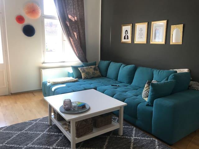 Schöne helle Wohnung im Samariterkiez