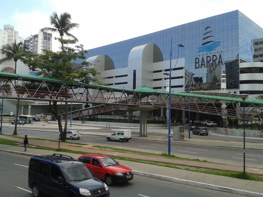 Shopping Barra Mall.