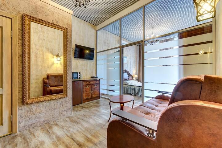 Апартаменты Кирочная 12-40