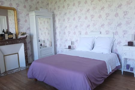 Chambre de charme - Planquery - Bed & Breakfast