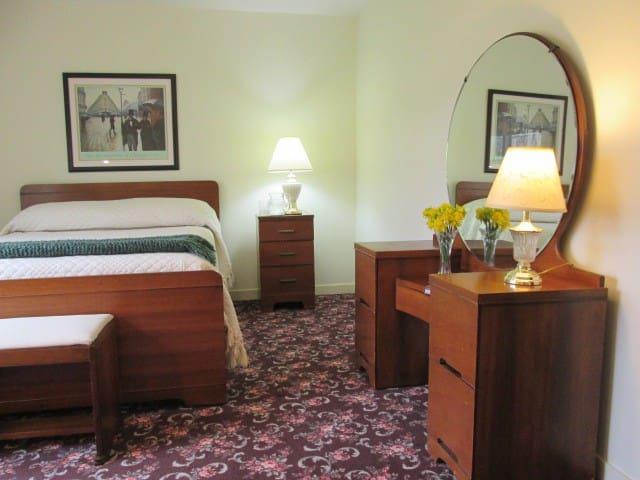 Room on Hess Lake, very relaxing. - Newaygo - House