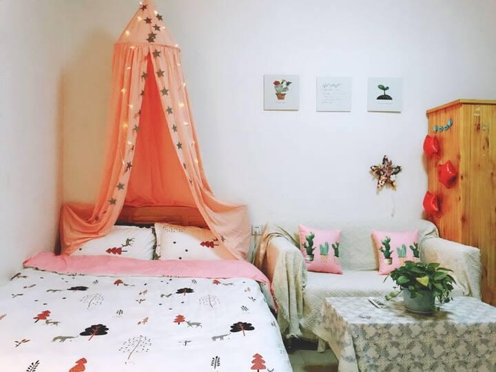 寓见·理工 粉红兔的公主窝