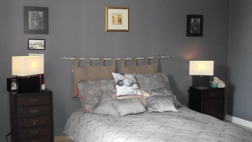un petit lit bien douillet !