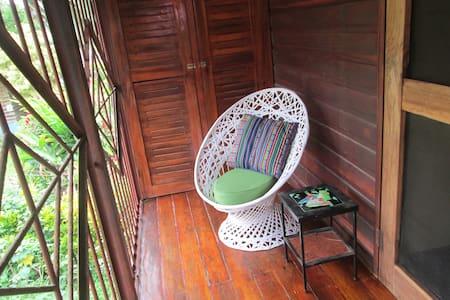 Private room  with Oceanview - Cahuita