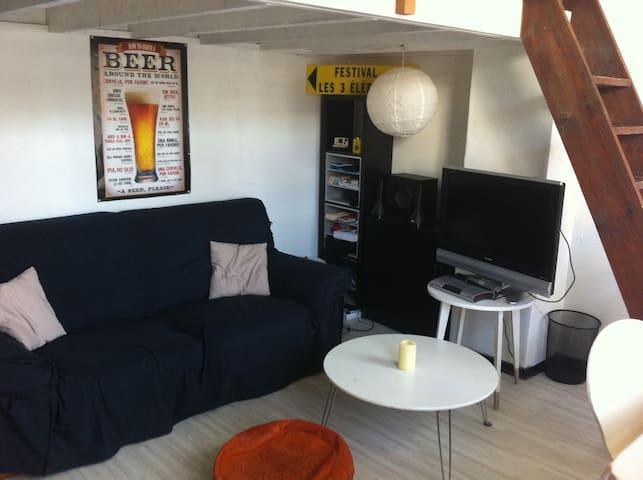 Euro 2016 : Appartement Vieux-Lille - Lille - Pis