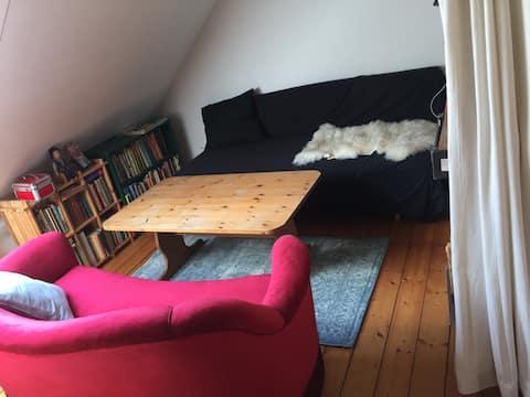 2 pokoje z kuchnią i salonem w Parku Narodowym