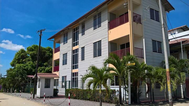 Leuke appartementen in Paramaribo Centrum