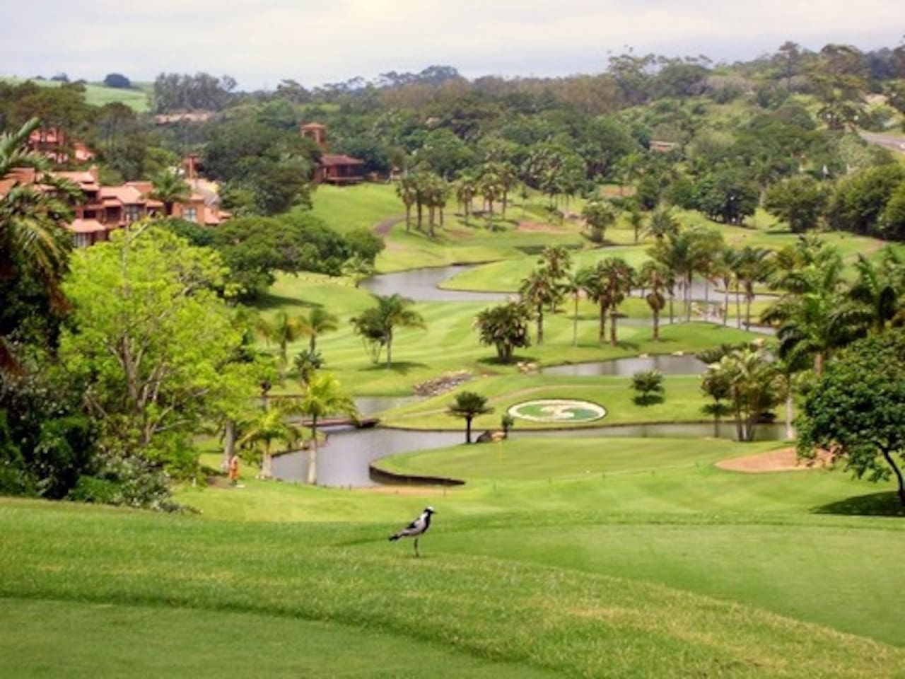 San Lameer 18-hole championship golf course