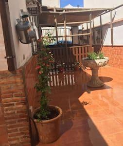 Preciosa Casa Rural - Antequera - Alpehytte