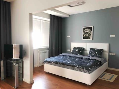 Уютные апартаменты у моря в новом жилом комплексе