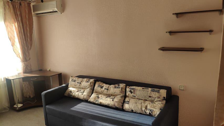 2х-комнатная квартира возле моря