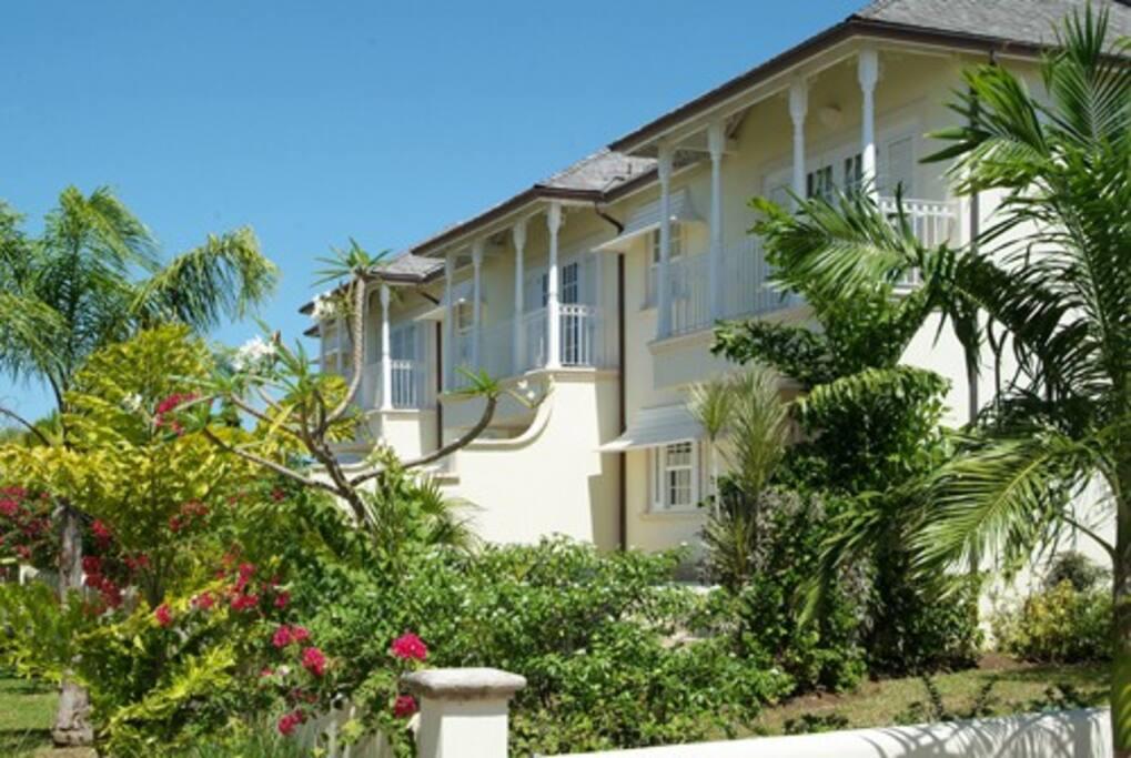 Battaleys Mews 2 Bedroom Apartments For Rent In Mullins St Peter Barbados