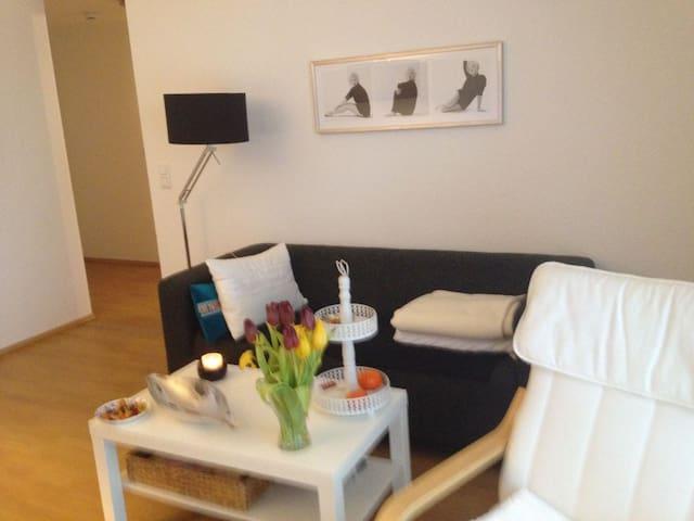 agreeable Cosy apartment - Langenhagen - Condominium
