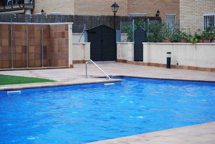 Attic Apartament-Calafell (Costa Dorada) - Calafell - Huoneisto