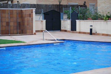 Attic Apartament-Calafell (Costa Dorada) - Calafell - Apartament