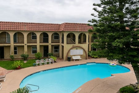 2BR SeaHorse Condo, Walk to Beach - Corpus Christi - Apartment
