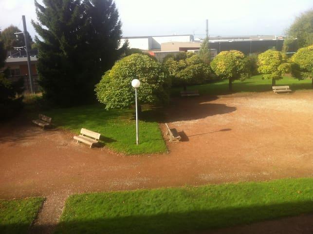 Appartrement  proche gare et centre - Bourg-en-Bresse - Apartment