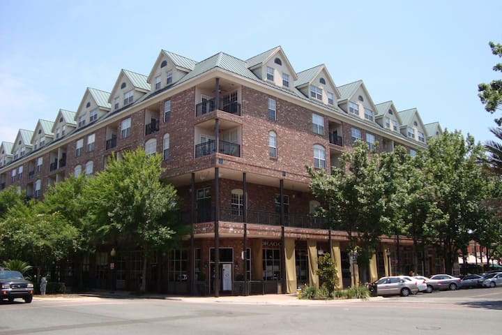 Union Street Station Downtown Condo - Gainesville